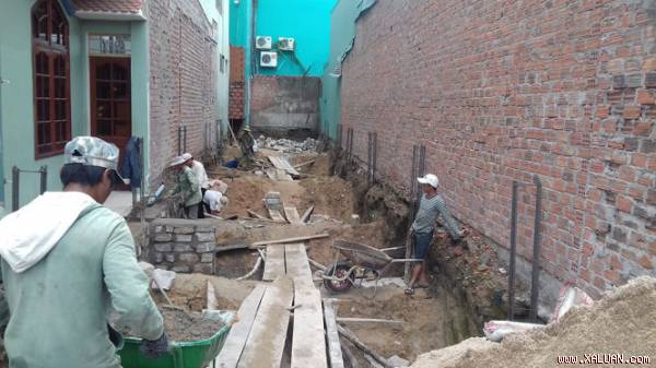 chuyên đào móng nhà giá rẻ tại TPHCM