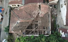 Dịch vụ đập phá, tháo dỡ nhà cũ tại quận Thủ Đức